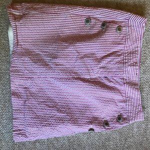 Loft pink skirt!